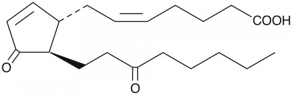 13,14-dihydro-15-keto Prostaglandin J2