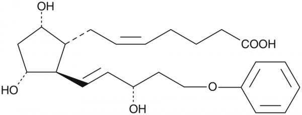 17-phenoxy trinor Prostaglandin F2alpha