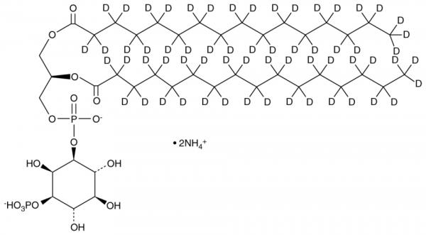 PtdIns-(3)-P1 (1,2-dipalmitoyl)-d62 (ammonium salt)