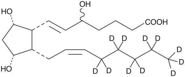 8,12-iso-iPF2alpha-VI-d11