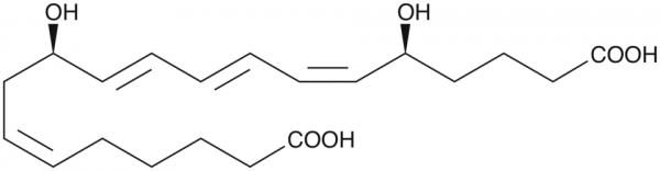 20-carboxy Leukotriene B4