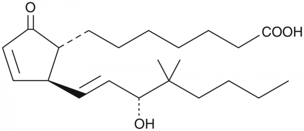 16,16-dimethyl Prostaglandin A1