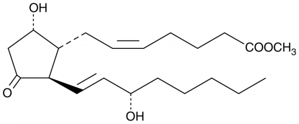 Prostaglandin D2 methyl ester