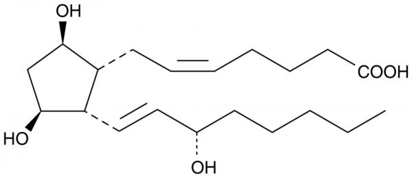 ent-8-iso-15(S)-Prostaglandin F2alpha