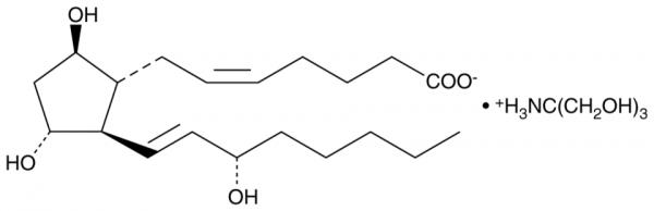 Prostaglandin F2beta (tromethamine salt)