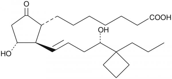 Butaprost (free acid)